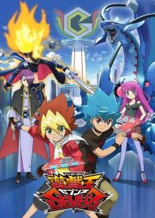 Yu-Gi-Oh! SEVENS - Anizm.TV