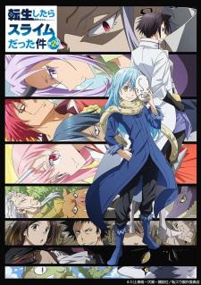 Tensei shitara Slime Datta Ken 2nd Season - Anizm.TV