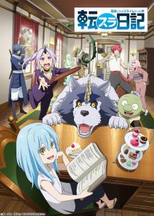Tensura Nikki: Tensei shitara Slime Datta Ken - Anizm.TV