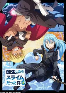 Tensei shitara Slime Datta Ken 2nd Season Part 2 - Anizm.TV