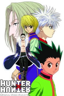 Hunter x Hunter: Original Video Animation - Anizm.TV